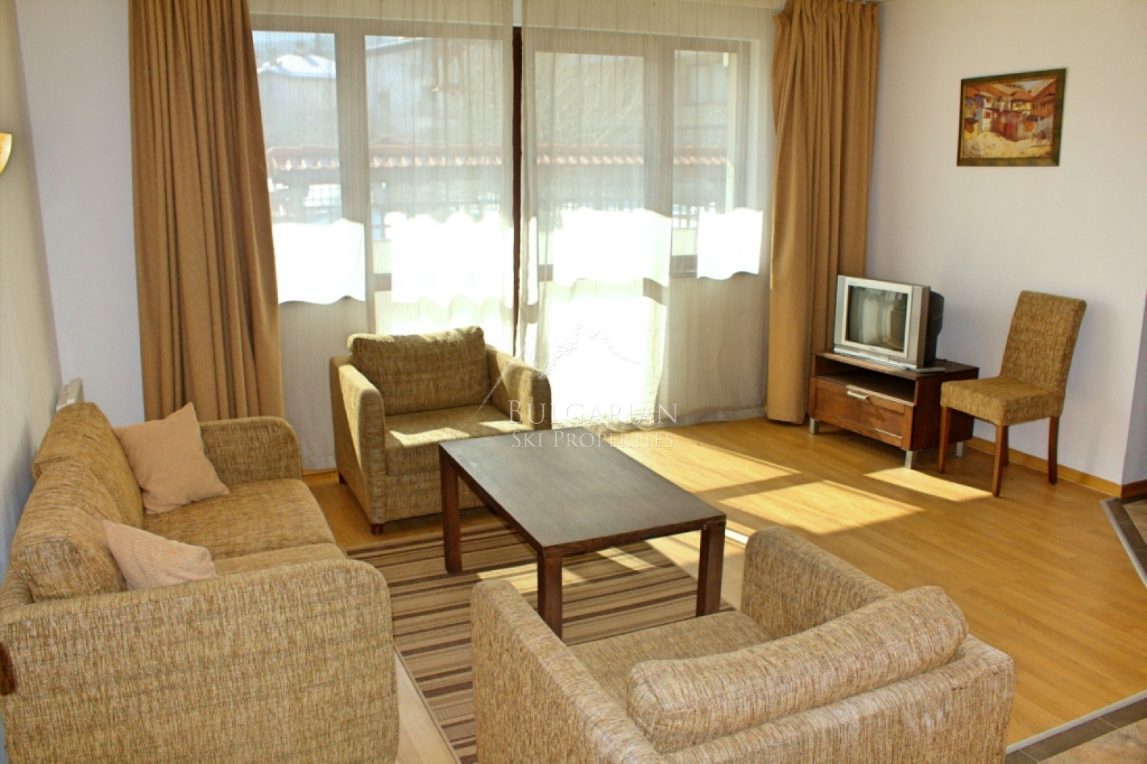 Bansko, Winslow Elegance: spacious one bedroom apartment for sale