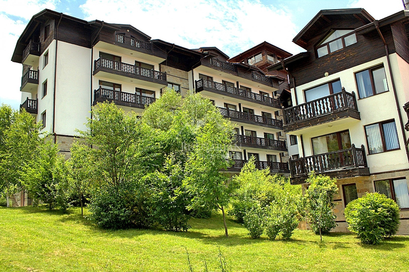 Balkan Heights, Bansko: bargain one-bedroom apartment for sale