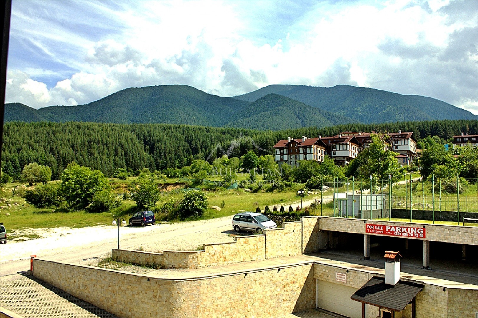 Royal Bansko: cosy furnished studio for sale