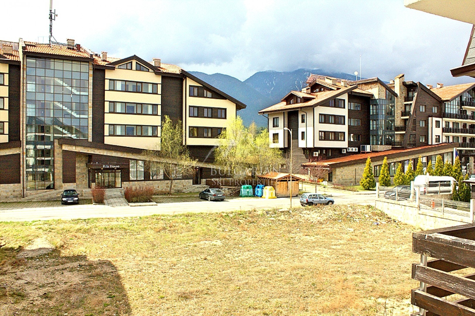 Furnished one-bedroom apartment for sale in Aspen Suites, Bansko
