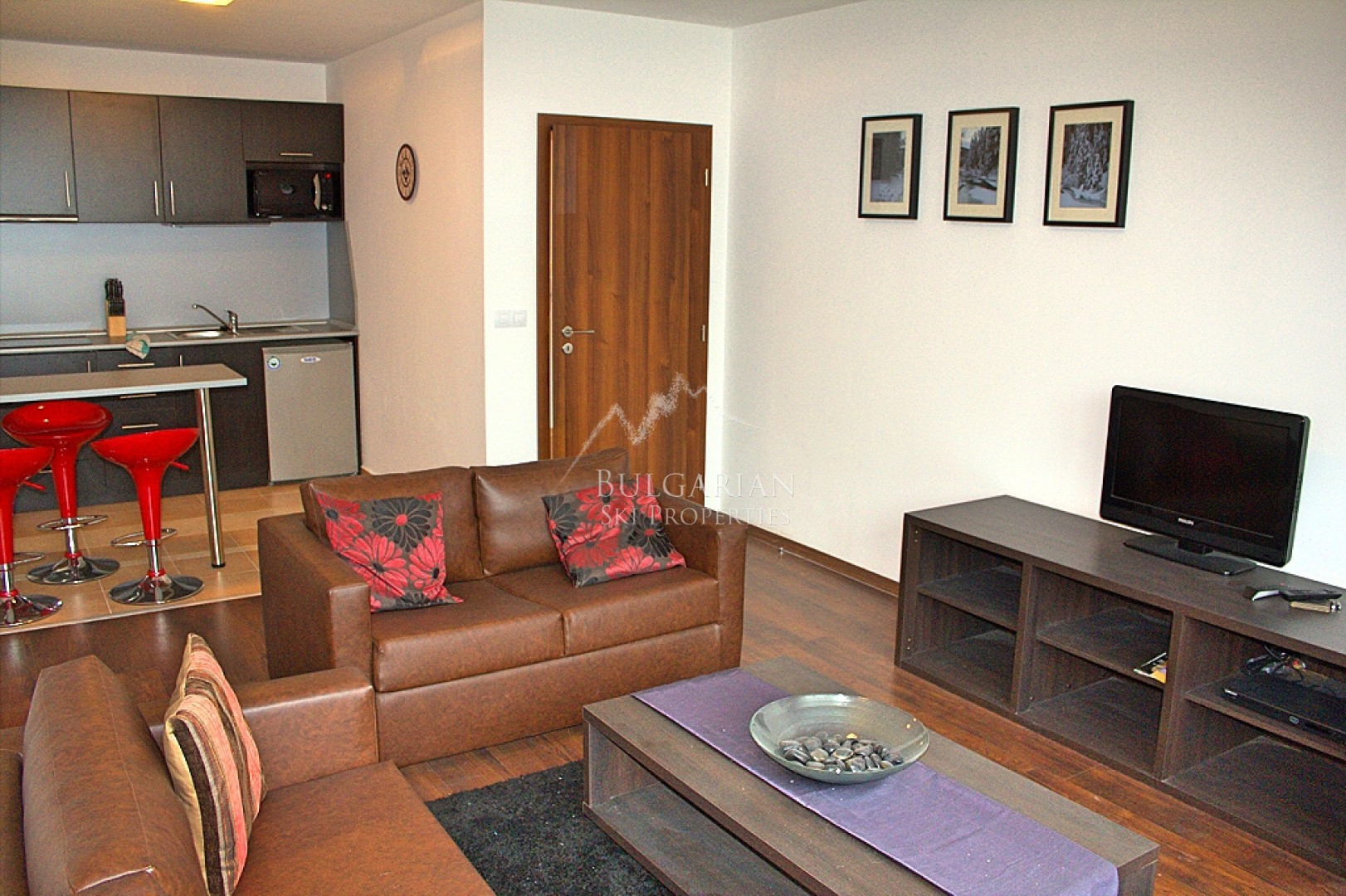 Winslow Infinity & Spa, Bansko: furnished one-bedroom apartment for sale
