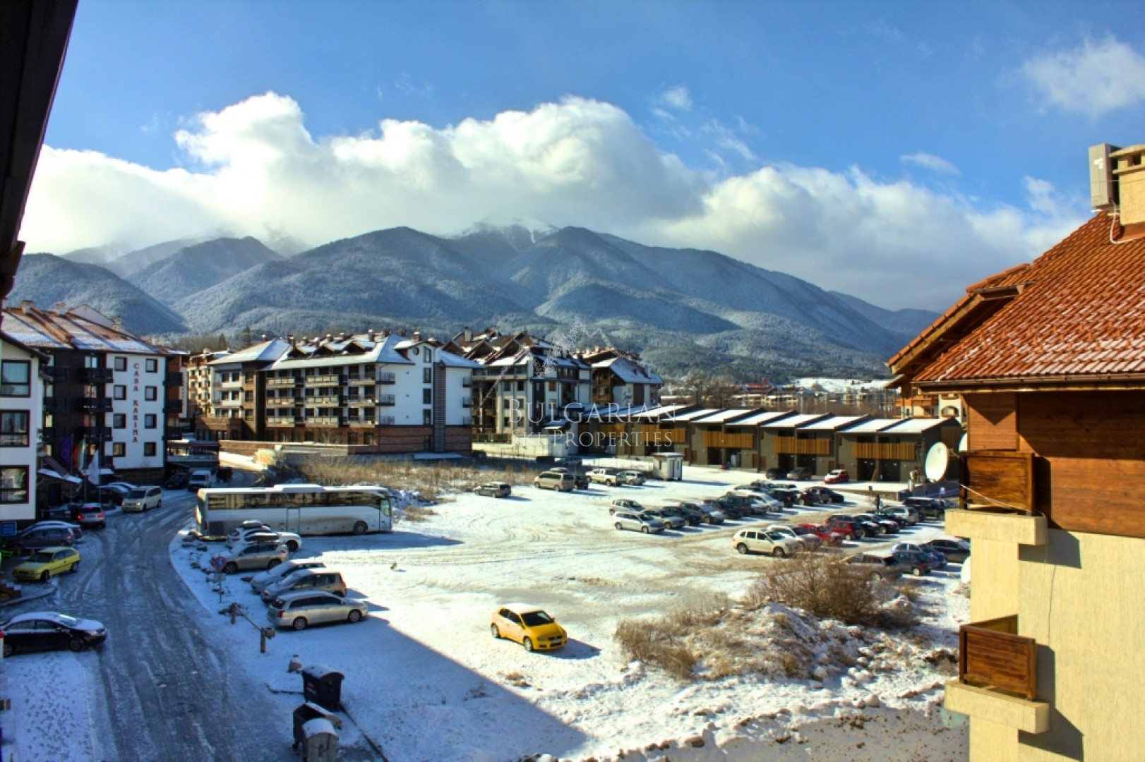 Bansko, Aspen House: furnished one bedroom apartment for sale next to Ski lift