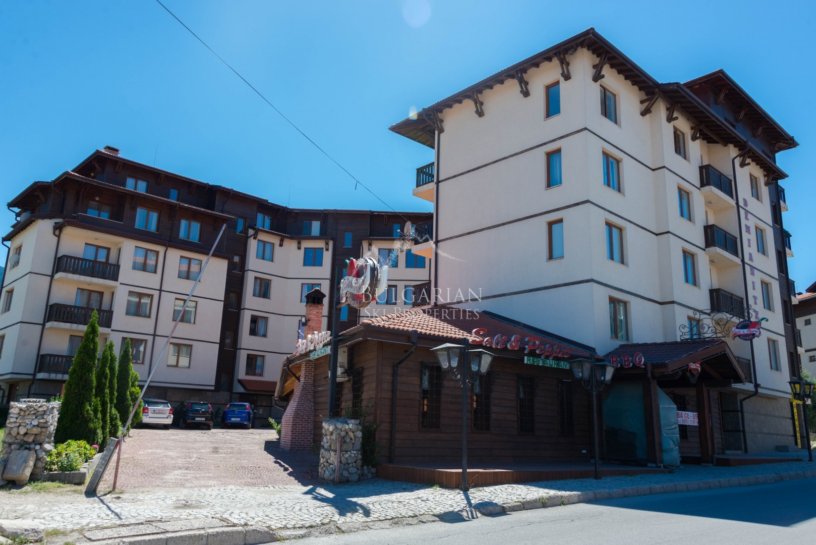 Bansko: one bedroom apartment close to the Ski lift