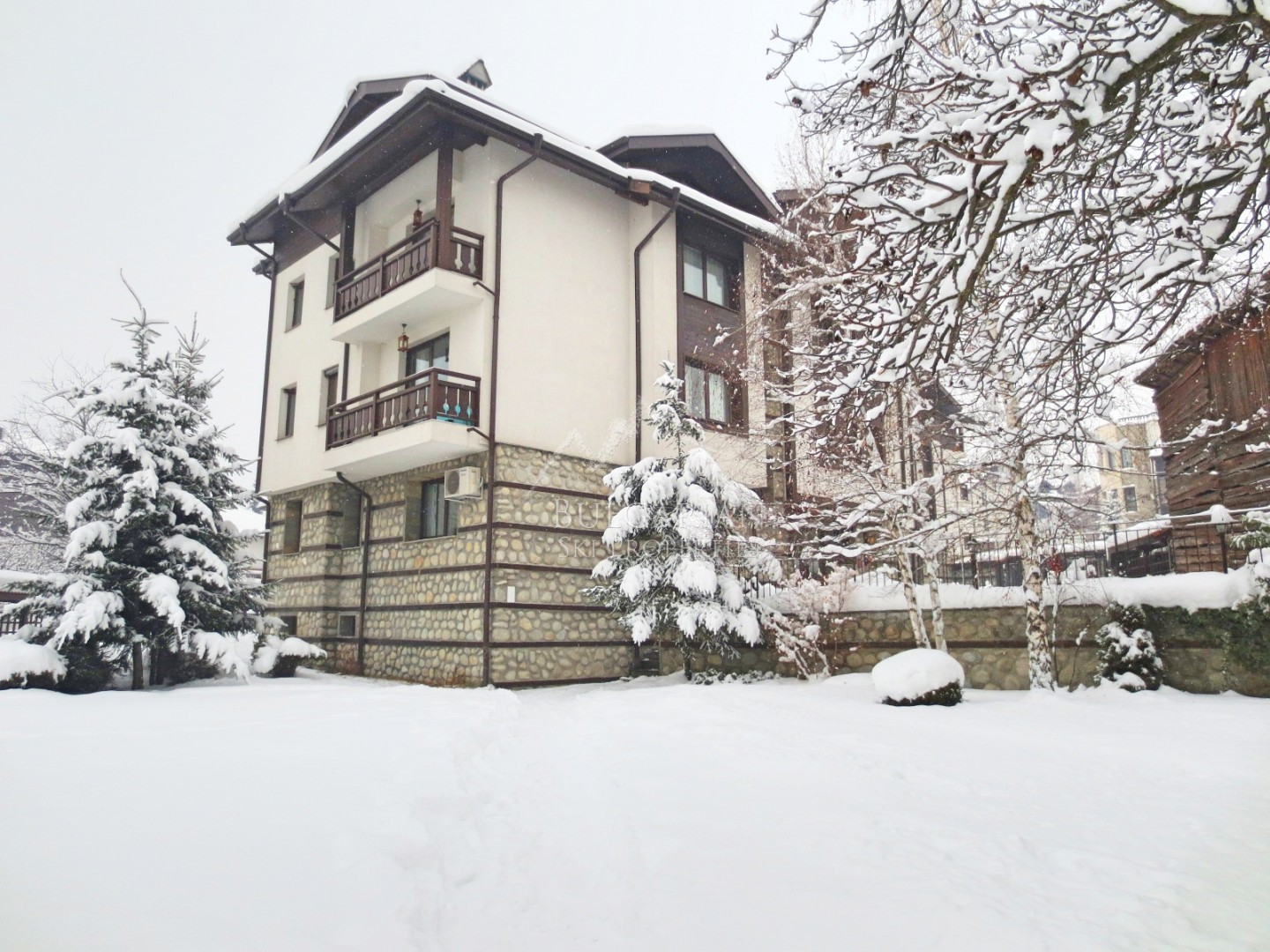 One-bedroom apartment for sale in Winslow Elegance, Bansko