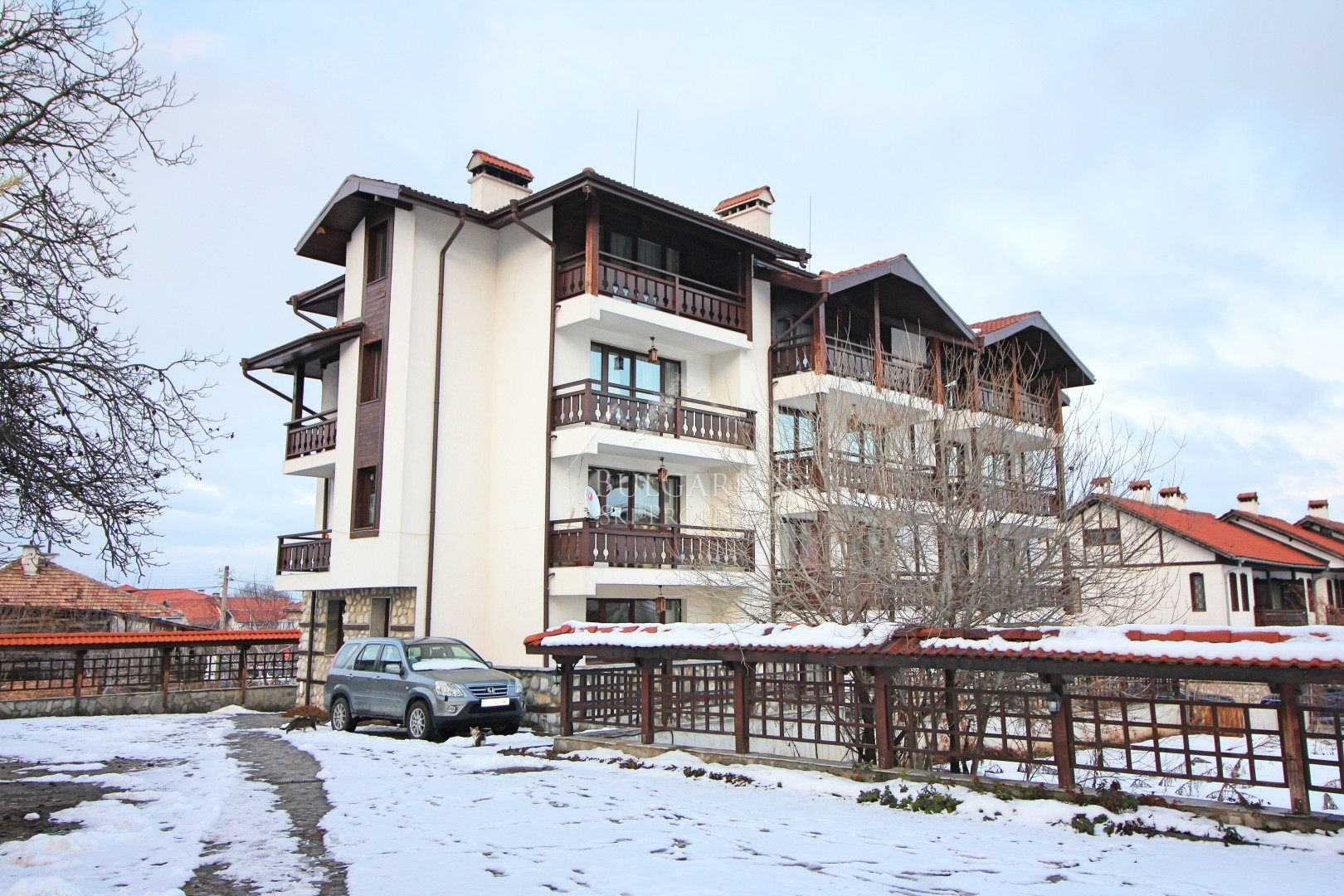 Winslow Elegance, Bansko: furnished one-bedroom apartment for sale