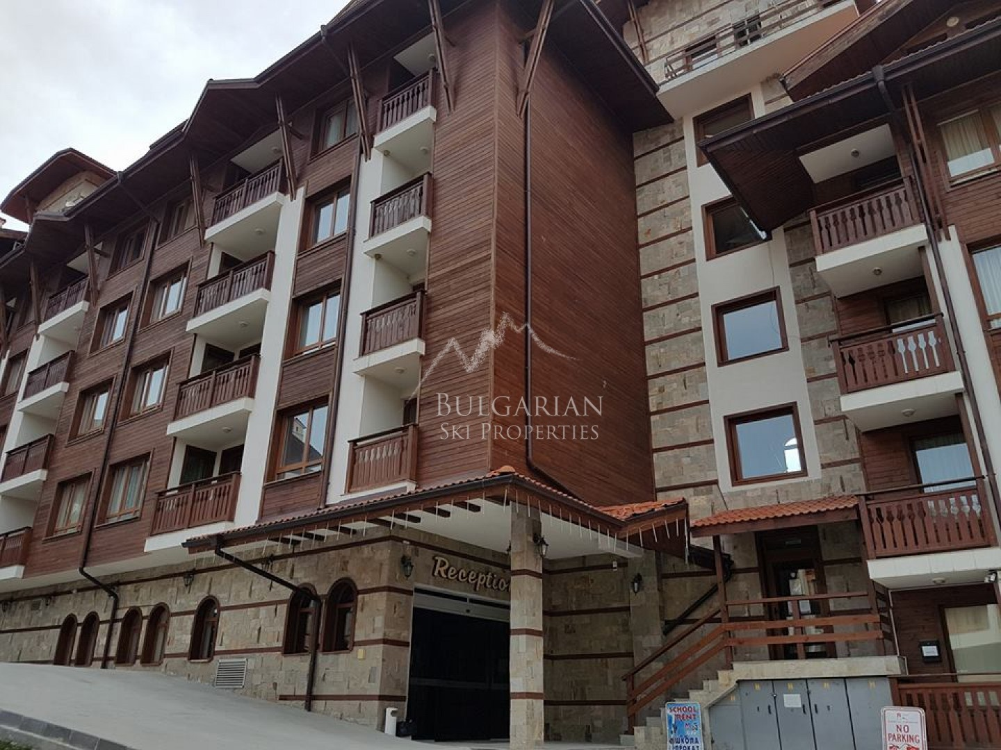 Panorama Resort, Bansko: stylishly furnished one-bedroom apartment for sale