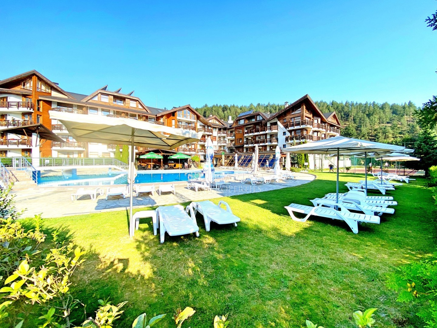 Furnished two-bedroom apartment for sale in Redenka Holiday Club, Bansko