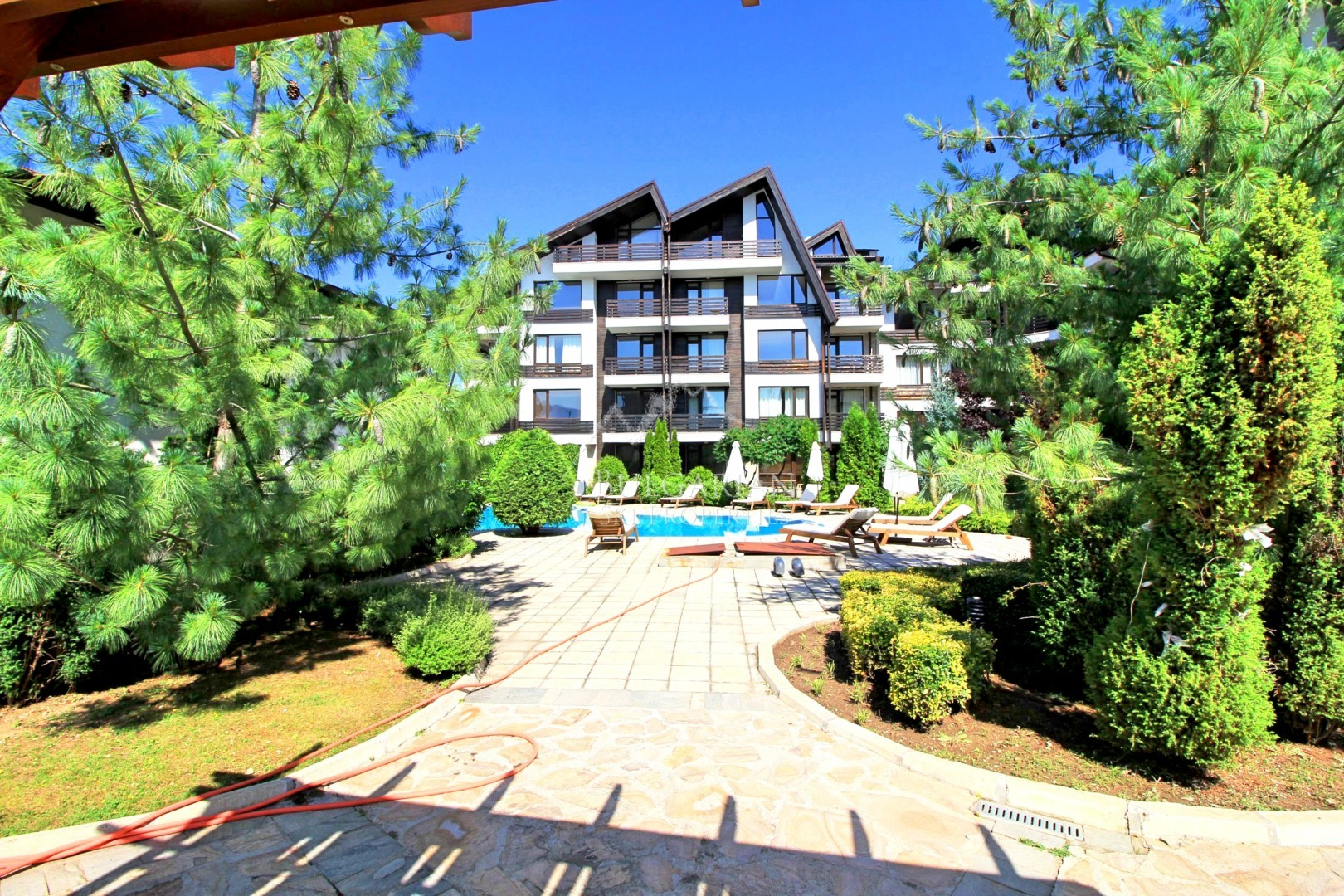 Studio for sale in Aspen Suits Complex, Bansko