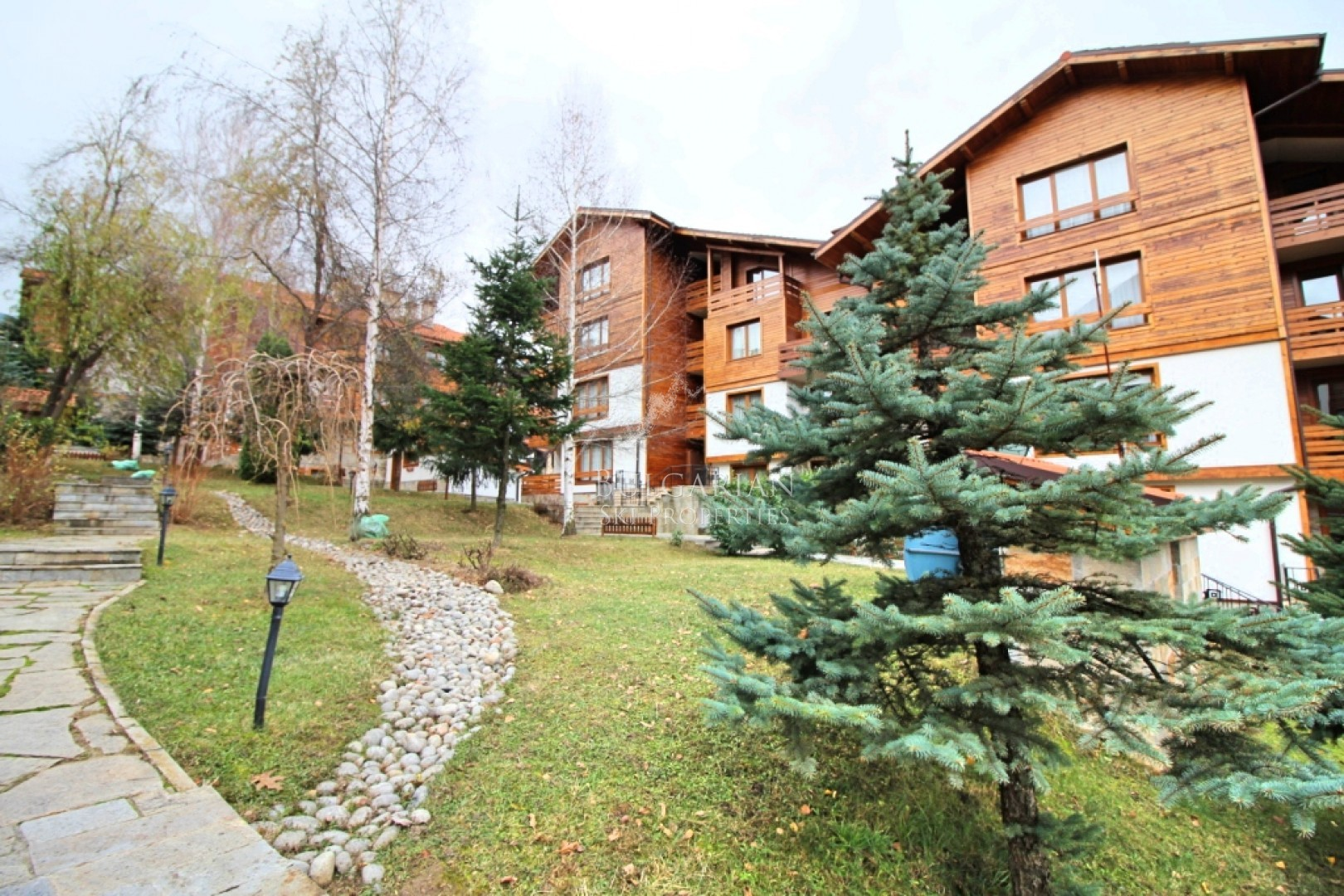 Bansko, St. Ivan Rilski Hotel, Spa & Apartments: Furnished one bedroom apartment for sale