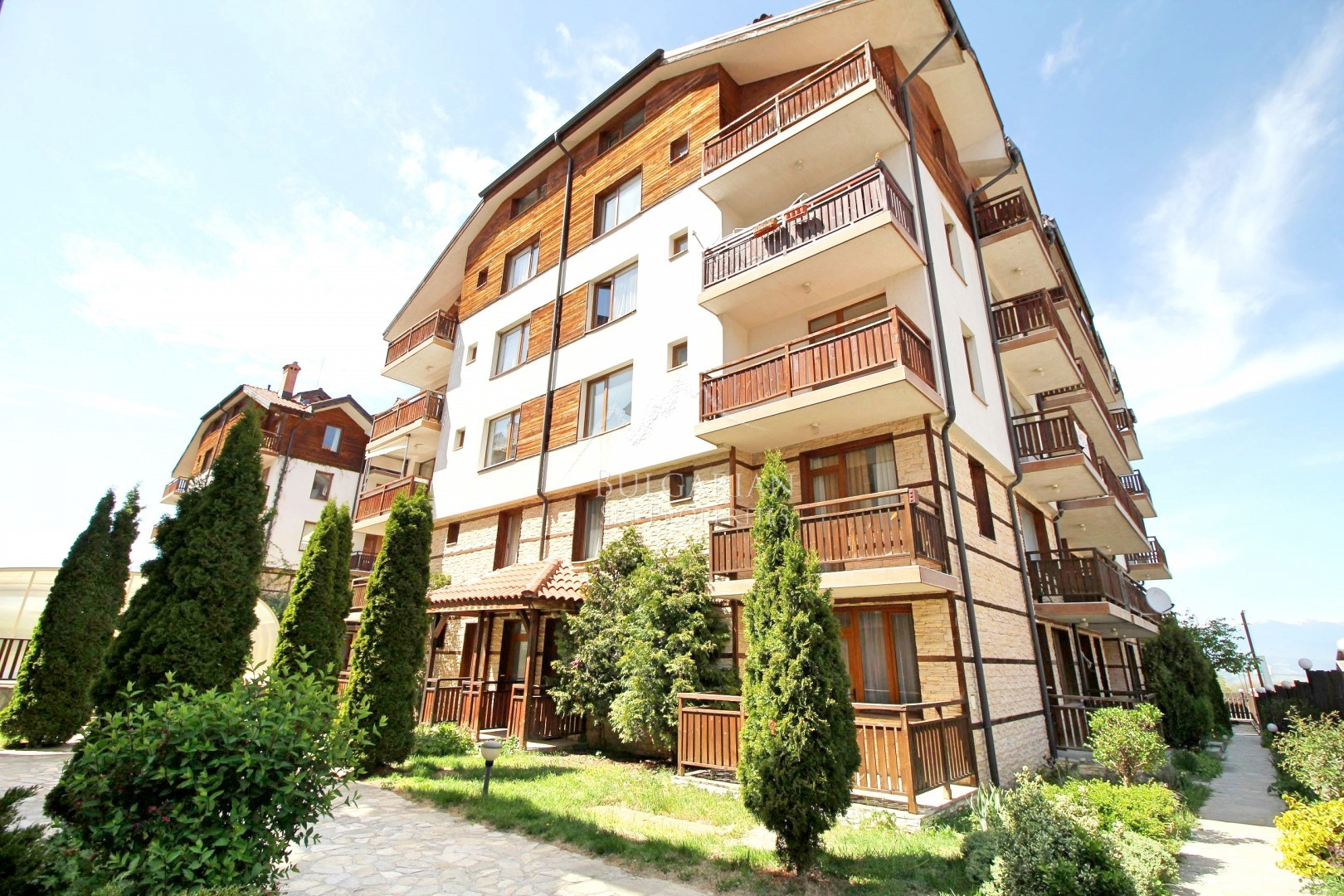 Four Leaf Clover, Bansko: Furnished studio for sale