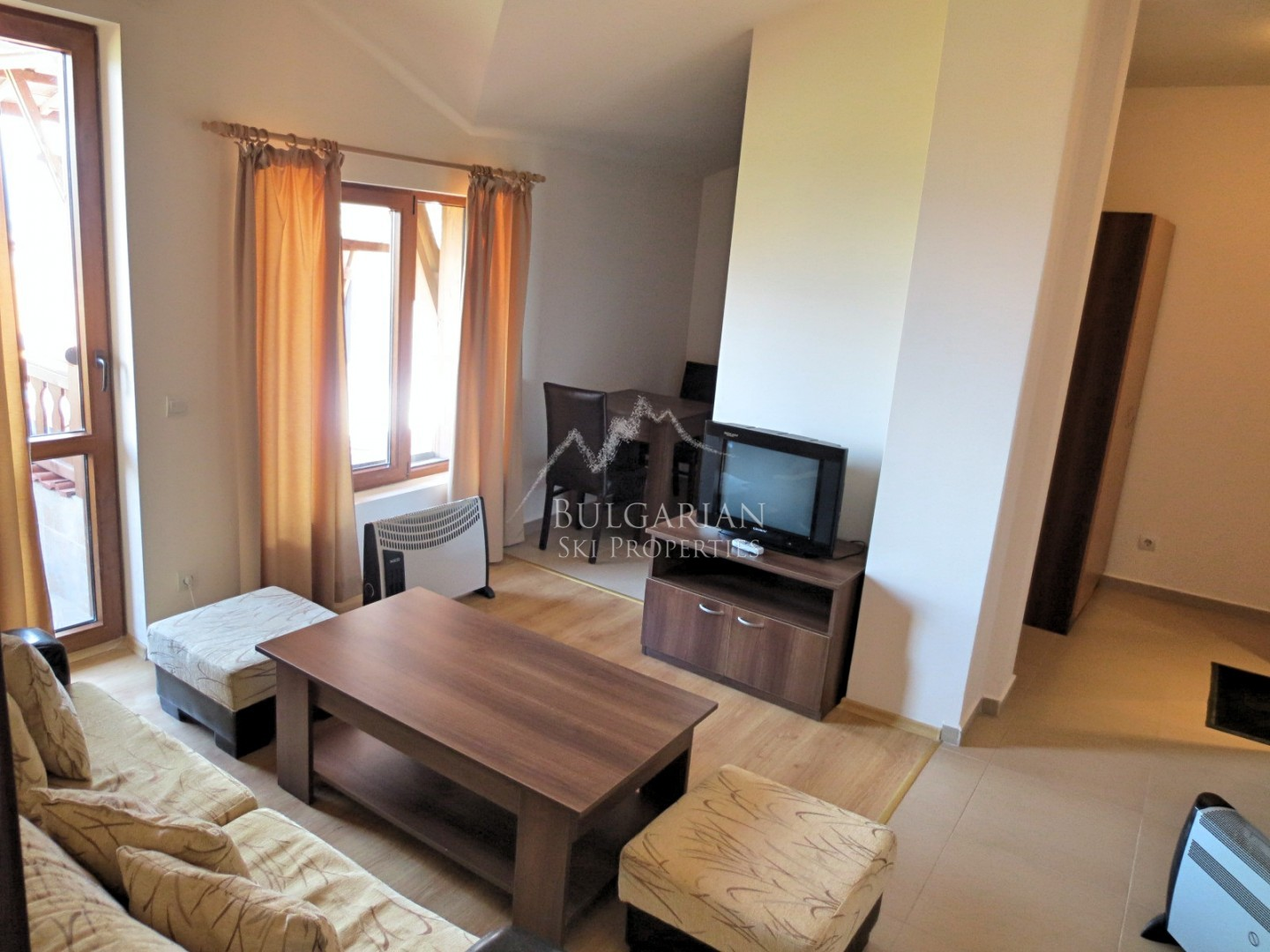 Rent an apartment in Bologna by the sea Bulgaria