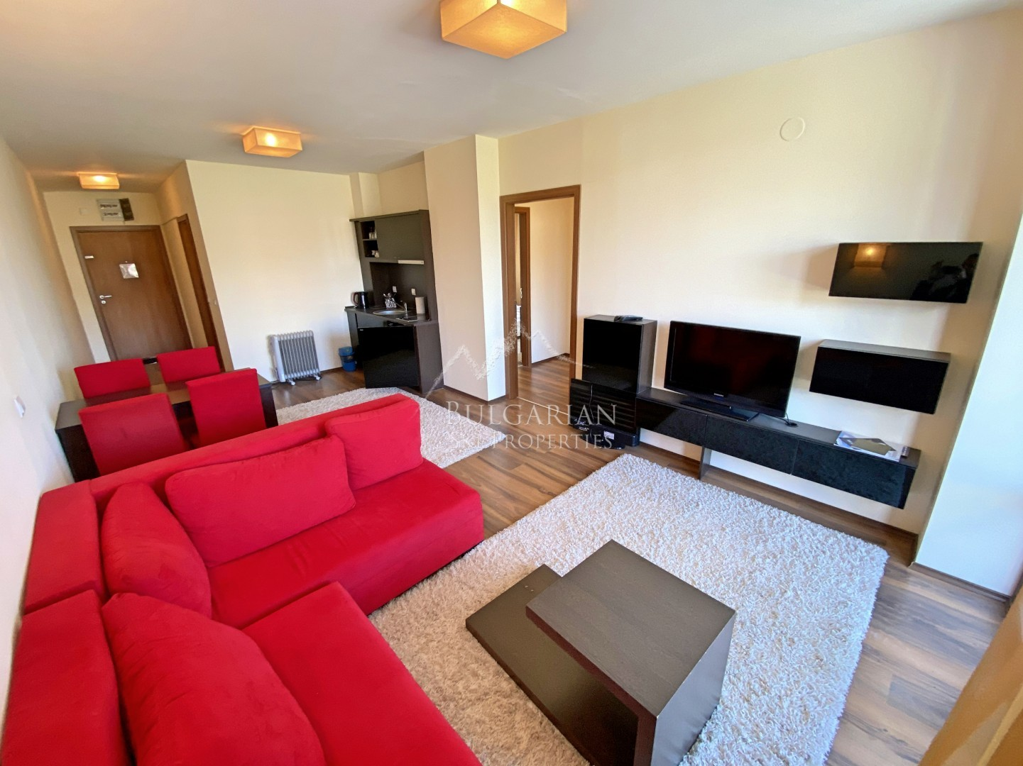 Bansko: two-bedroom apartment for sale in St George Ski & Spa