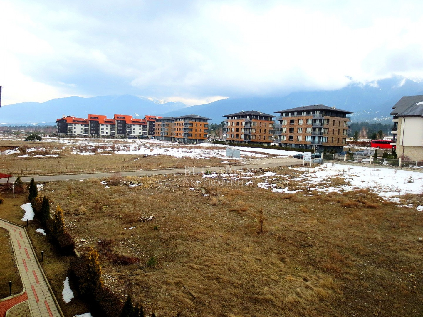 Aspen Heights, Bansko: panoramic apartment for sale
