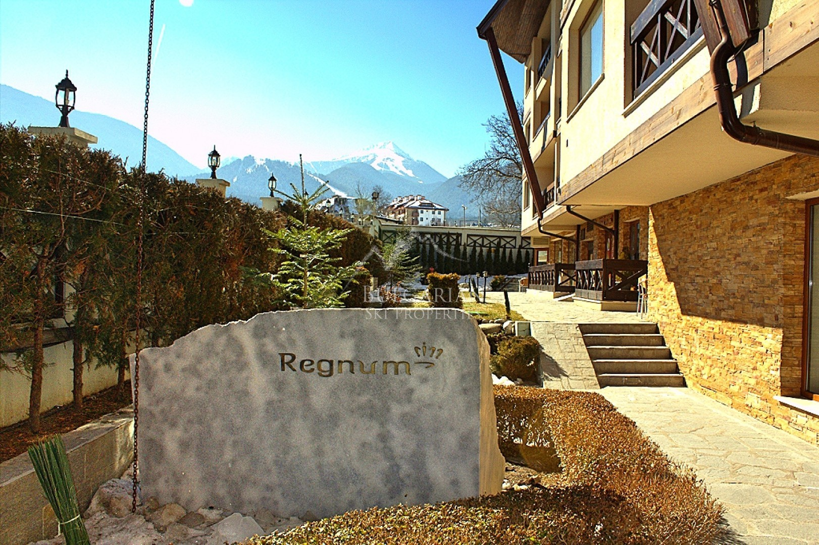 Regnum Hotel, Bansko: one-bedroom apartment for sale
