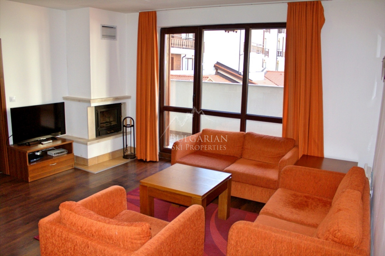 Bansko, Winslow Infinity: apartment with three bedrooms with mountain views for sale