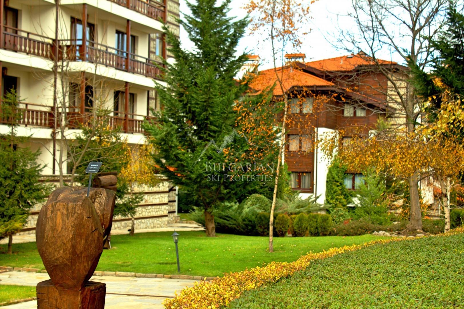 Уинслоу Инфинити, Банско: стилен двустаен апартамент за продажба