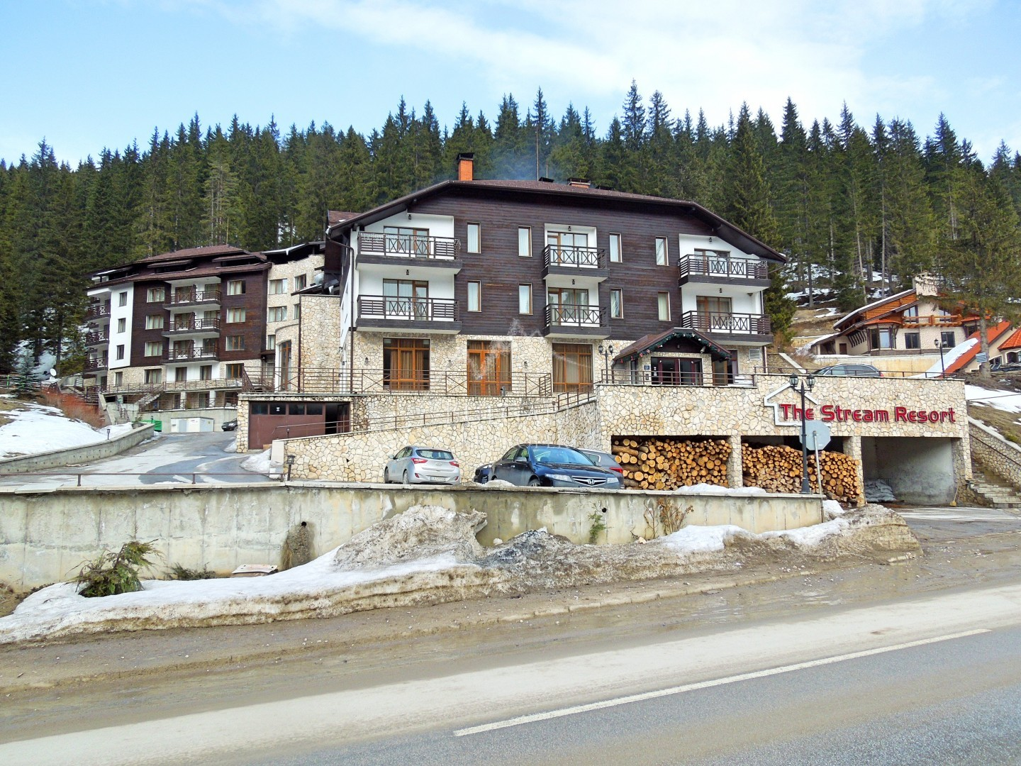 Stream Resort, Pamporovo: Furnished apartment for sale