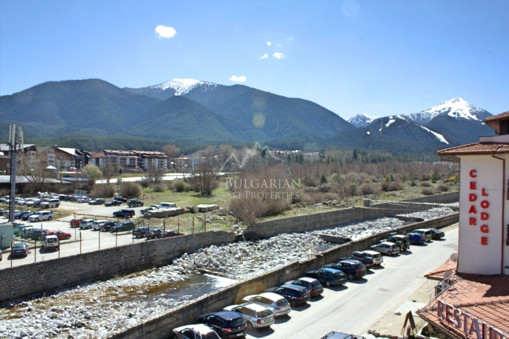 Bansko: apartment with two bedrooms for sale in Bansko Royal Towers