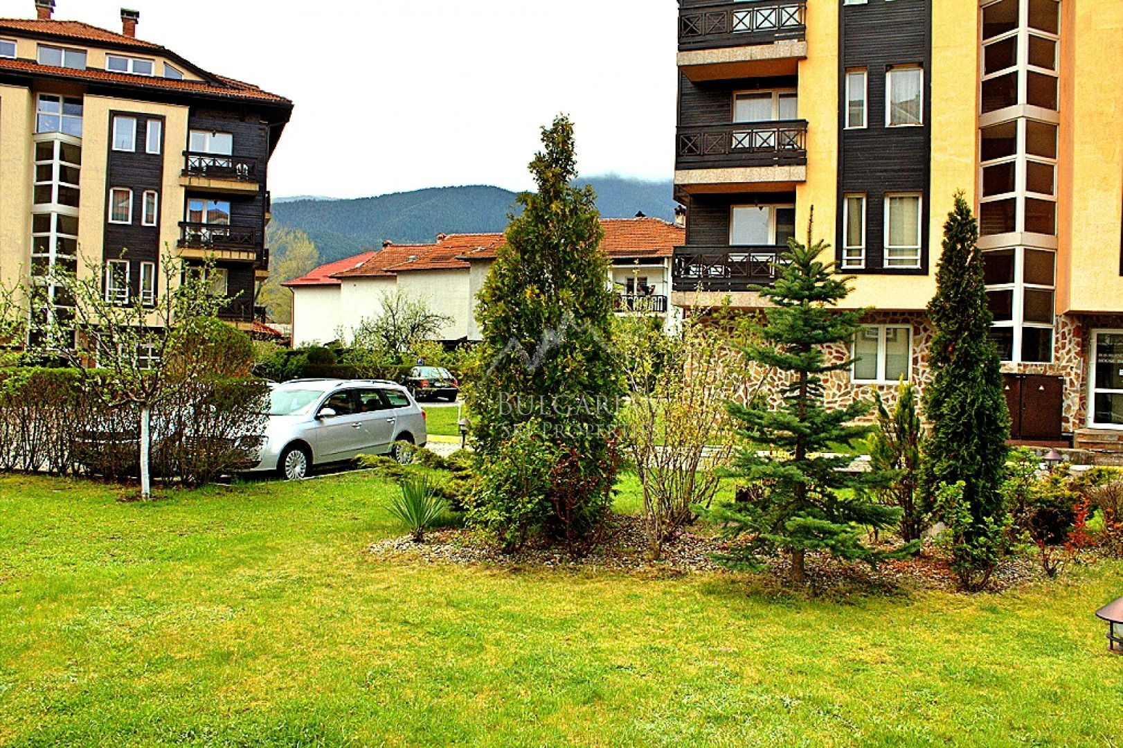 Bojurland Complex, Bansko: furnished one-bedroom apartment for sale